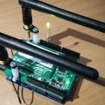 第66回 ArduinoとSakura.ioで気軽にIoTデバイスを作ってみる – 通信モジュールでいざ通信!
