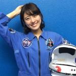 Vol.6 池澤あやか「ヘボコン」リベンジを果たすため、宇宙へ!