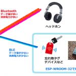 第70回 ESP-WROOM-32をArduinoで触ってみよう(Bluetooth-BLE接続編)