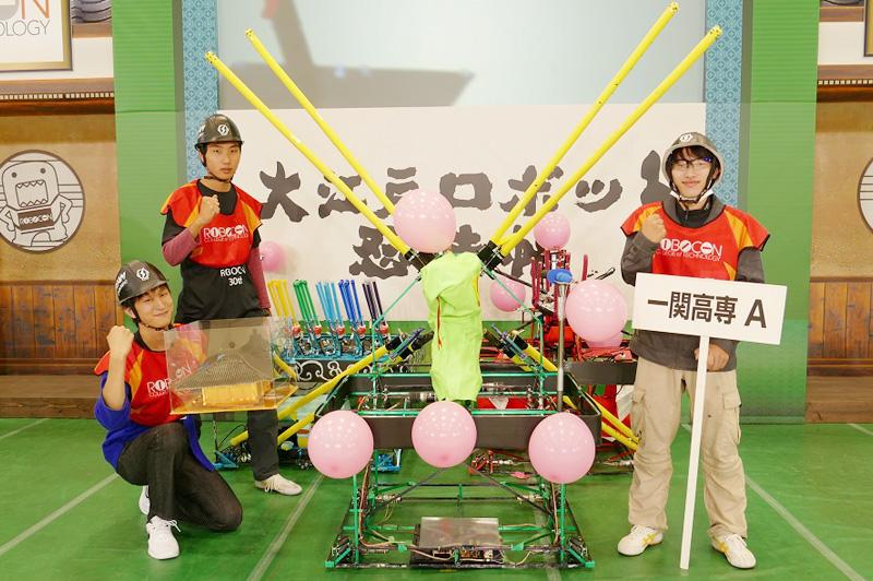 チームメンバー:三浦真理さん、阿部洋樹さん、佐藤凌雅さん