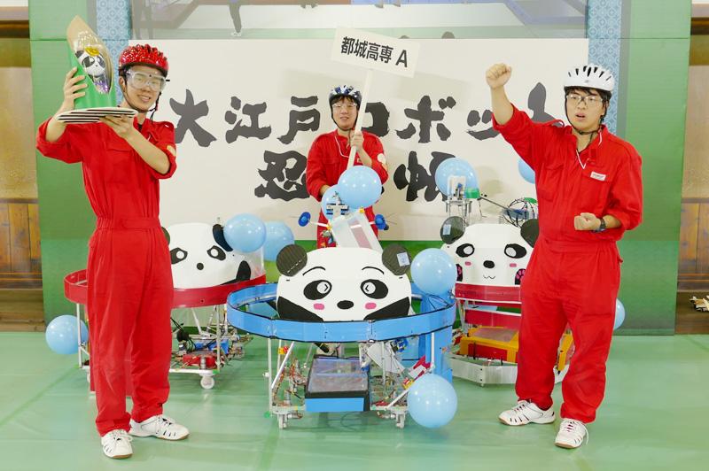 チームメンバー:益留 雅武さん、荒武 大地さん、香川 尚輝さん