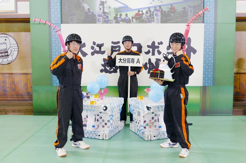 チームメンバー:佐藤 恵さん、池田 一貴さん、福田 健太郎さん