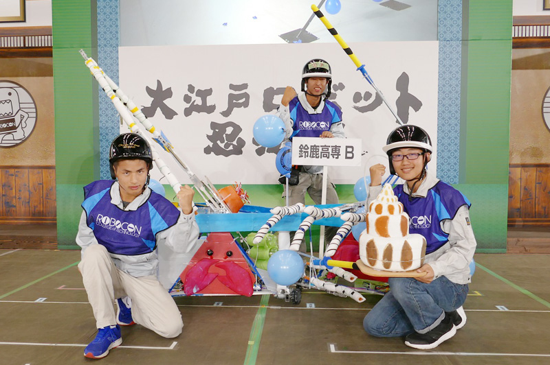 チームメンバー:金子 侑樹さん、岩瀬 慎一さん、野瀬 博李さん