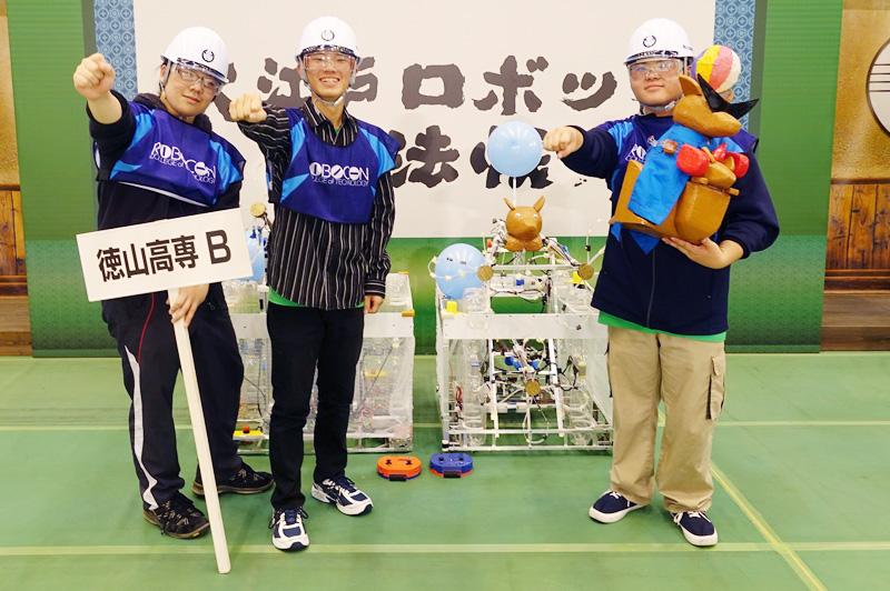 チームメンバー:久野 翔一さん、小川 勝矢さん、和田 涼太さん