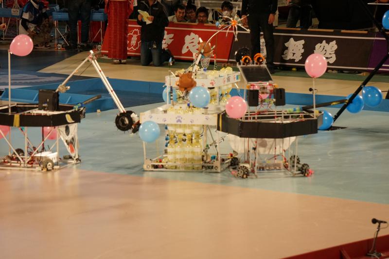 第2試合、香川高専(高松キャンパス)vs徳山高専