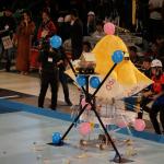 第一回戦速報:高専ロボコン2017全国大会
