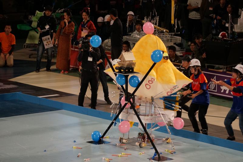 第5試合、小山高専vs松江高専