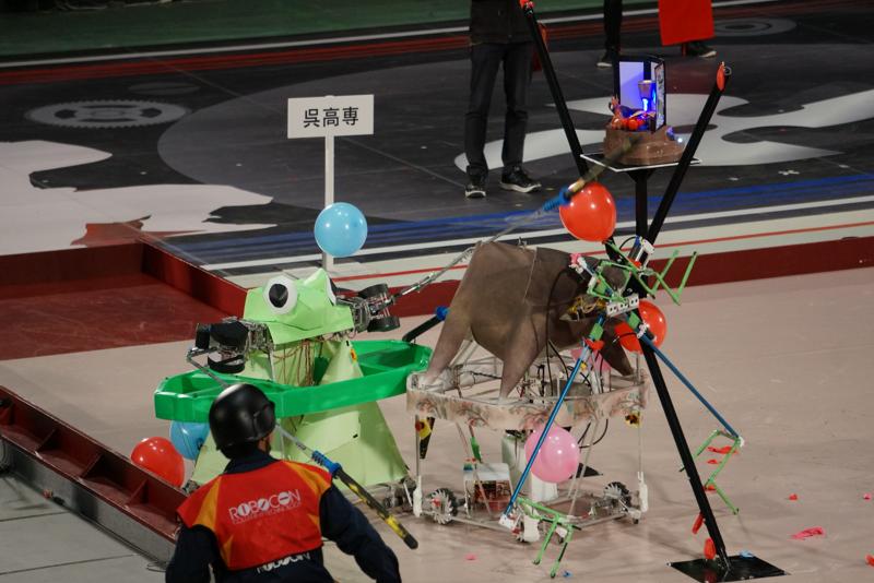 第6試合、呉vs福島