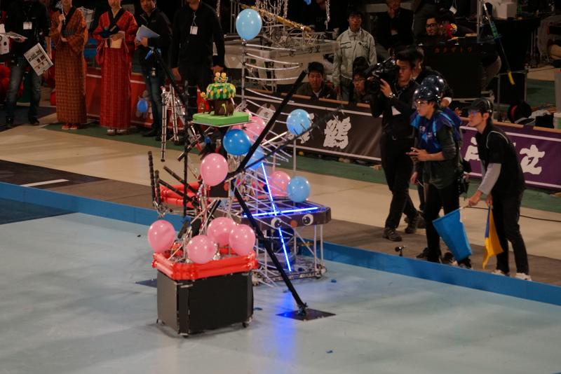 第7試合、秋田高専vs長野高専