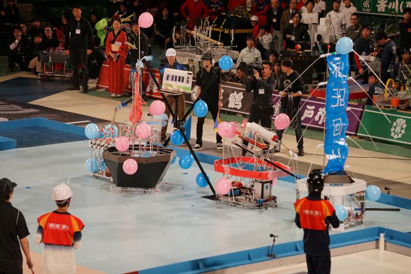 第9試合、香川高専(詫間キャンパス)vs函館高専