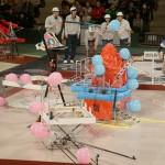 準々決勝速報:高専ロボコン2017全国大会