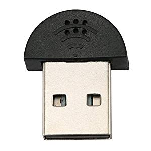 小型USBマイク