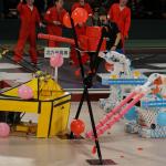 第二回戦速報:高専ロボコン2017全国大会