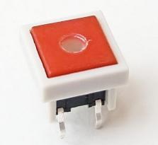 LED付きタクト・スイッチ