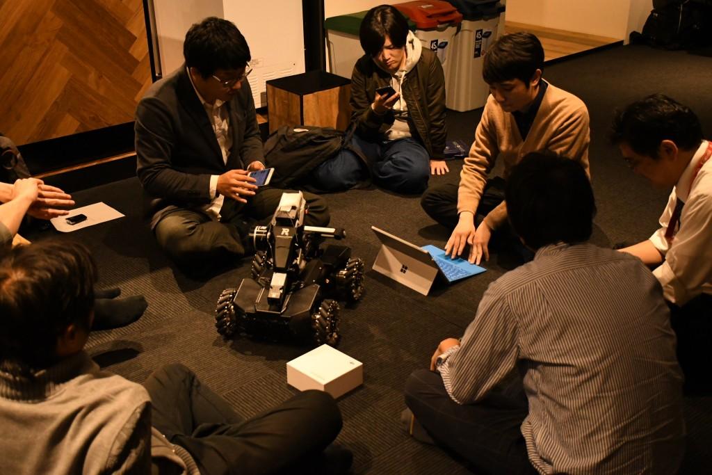 FUKUOKA NIWAKA製作の様子
