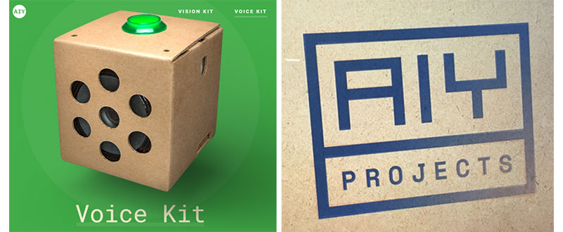 voicekit.AIY projects