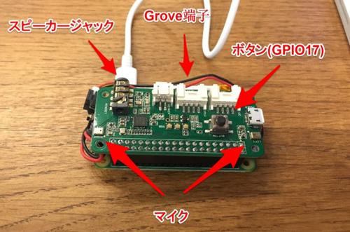 ReSpeaker 2-Mic Pi Hat