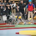 【速報】準々決勝:NHK学生ロボコン2018