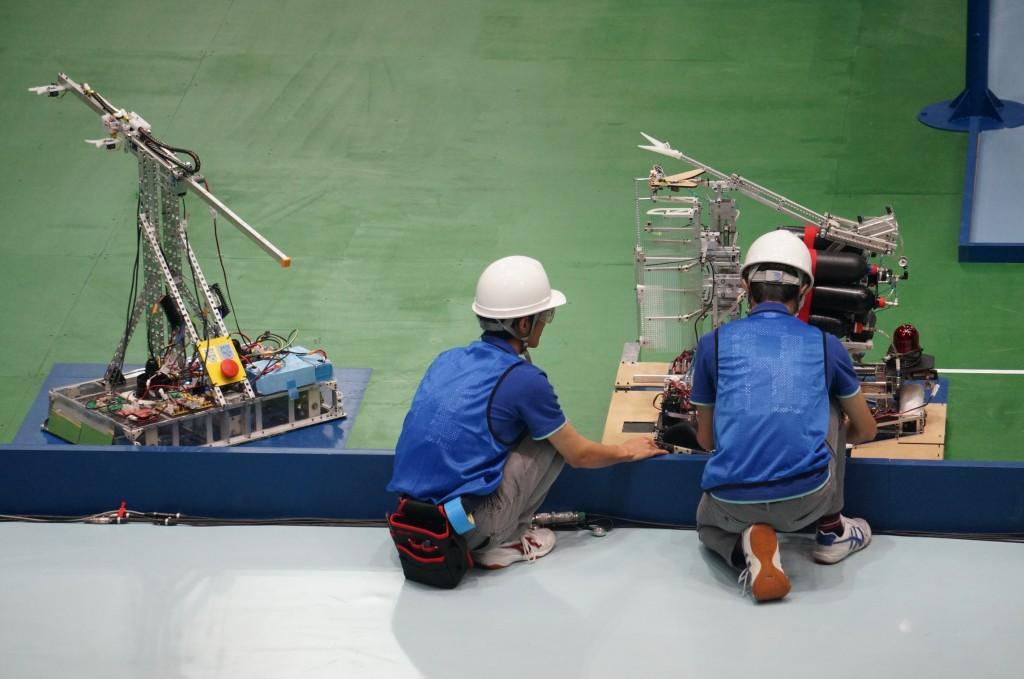 北見工業大学vs大阪大学