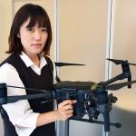 ドローンを活用して末来を創る ドローンパイロット 堀内亜弥さんインタビューVol.1