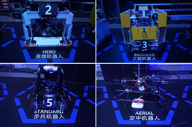 ロボット各種