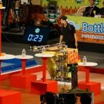 第2回戦速報:優勝意識か?全テーブルを狙うチームも出てきた! 高専ロボコン2018