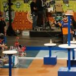 準々決勝速報:一瞬の迷いが勝敗を左右! 高専ロボコン2018全国大会