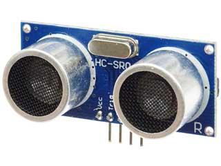 超音波センサ(HC-SR04)