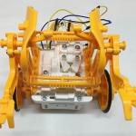 Arduino Nanoでチェーンプログラムロボットを動かそう(前編:構想〜パーツ組み立て)