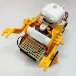 Arduino Nanoでチェーンプログラムロボットを動かそう(後編:モータドライバの使い方〜完成)