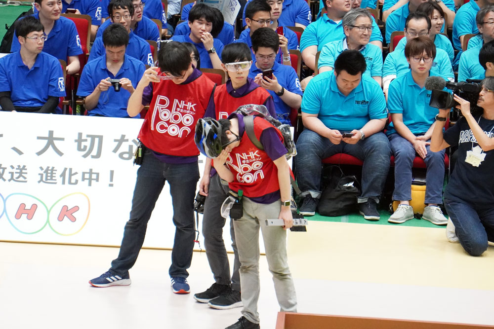 学生ロボコン2019