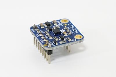 Adafruit LIS3DH Triple-Axis Accelerometer