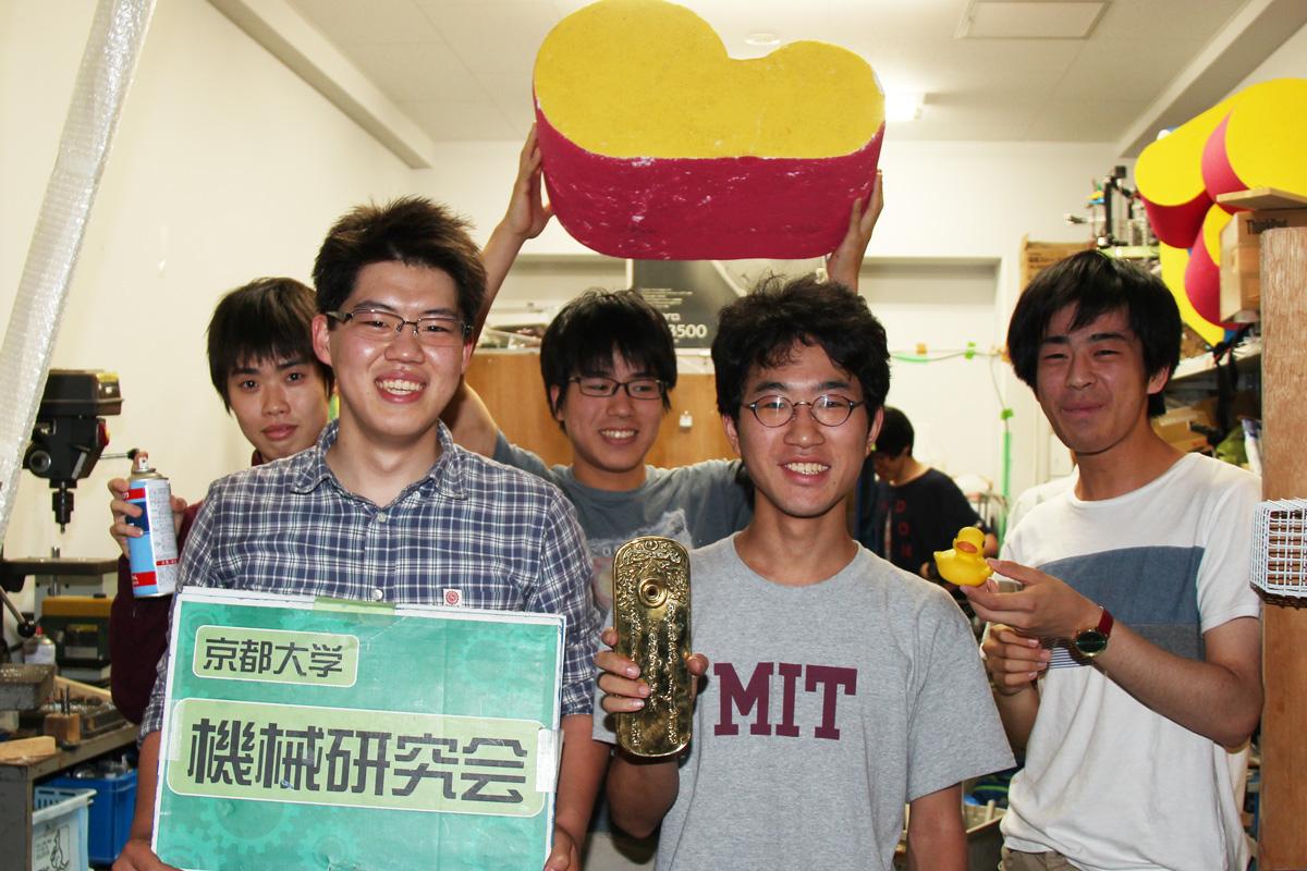 学生ロボコン2019 京都大学
