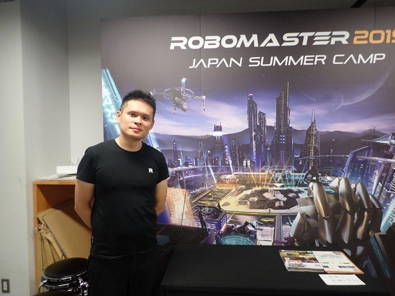robomaster2019 summercamp day2