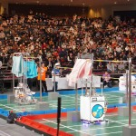 準決勝速報:高専ロボコン2019全国大会 圧倒的技術!