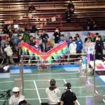 【リアルタイム更新】高専ロボコン2019 テストラン&ピットレポ