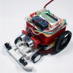 ギリギリの距離で止めよう!Arduinoと距離センサで作るチキンレーサー!(第2回)