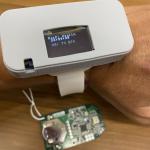 ラズパイとセンサで作る小型健康管理ウェアラブルデバイス!第4回・最終回