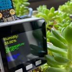 M5Stackで手軽に作る観葉植物育成デバイス<br><br><span>第2回:センサを使って室内の状態チェック</span>
